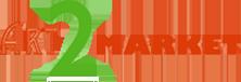 Art2Market Logo